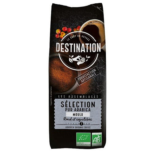 CAFE MOULU SELECTION - 100% PUR ARABICA - 250 Gr