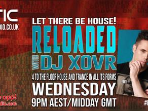 DJ XOVR WILD MIX 25/6/21