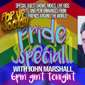 John Marshall Pride Special 14/9/21