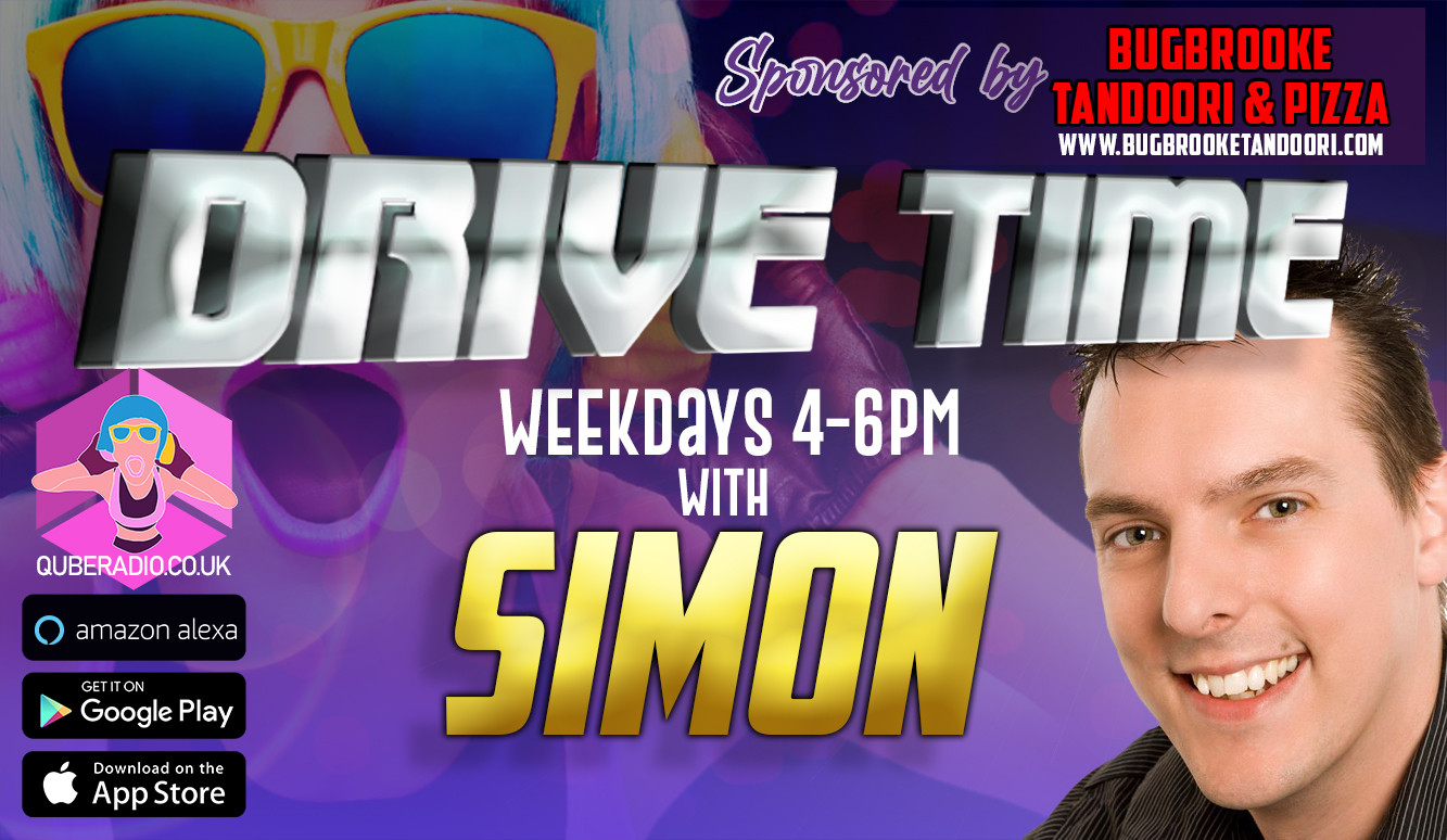 Simon takes us home with the drive time show