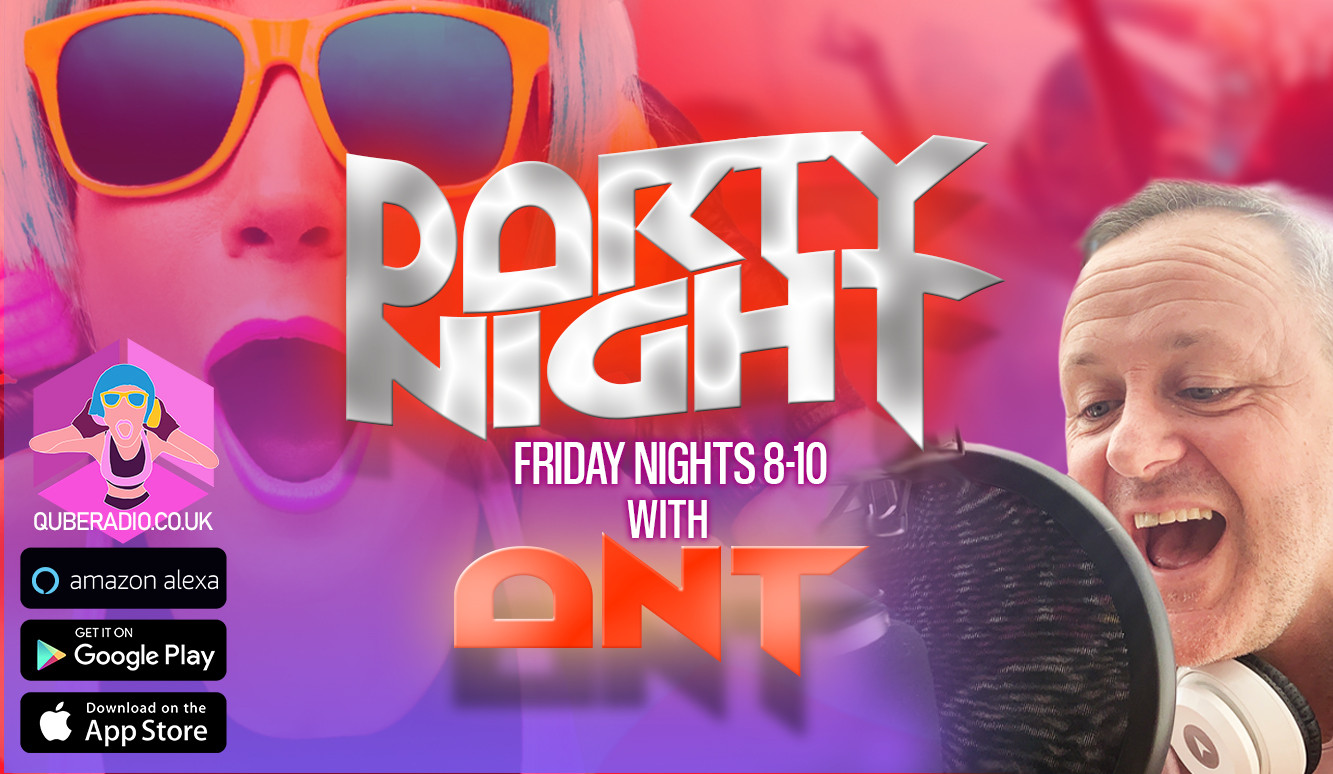 Friday night at Ant's and it's party time!