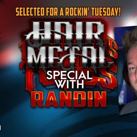 19/10/21 (Hair Metal Special)