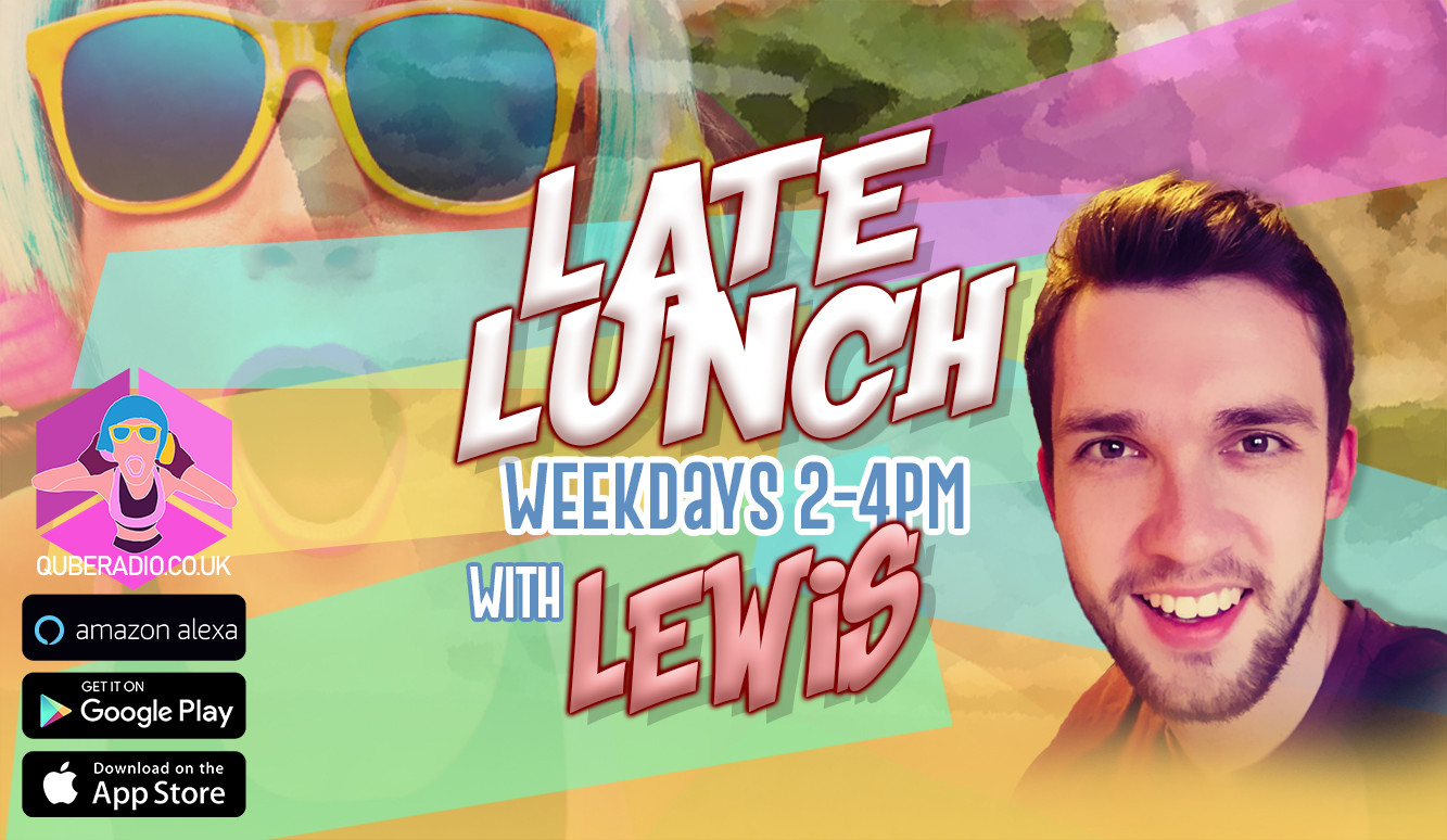 Late Lunch? Let Lewis take you through to home time