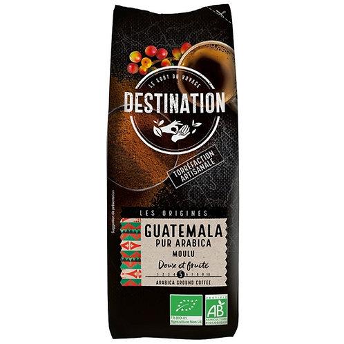 CAFE MOULU GUATEMALA - 100% PUR ARABICA - 250 Gr