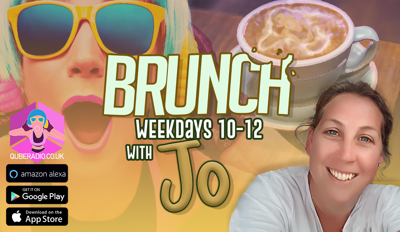 "Jo hosts brunch right after ""other Jo"" to take away some of the mid-morning snack guilt!"