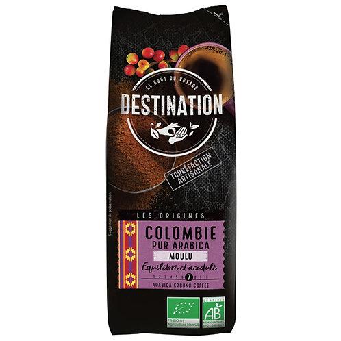 CAFE MOULU COLOMBIE - 100% PUR ARABICA - 250 Gr