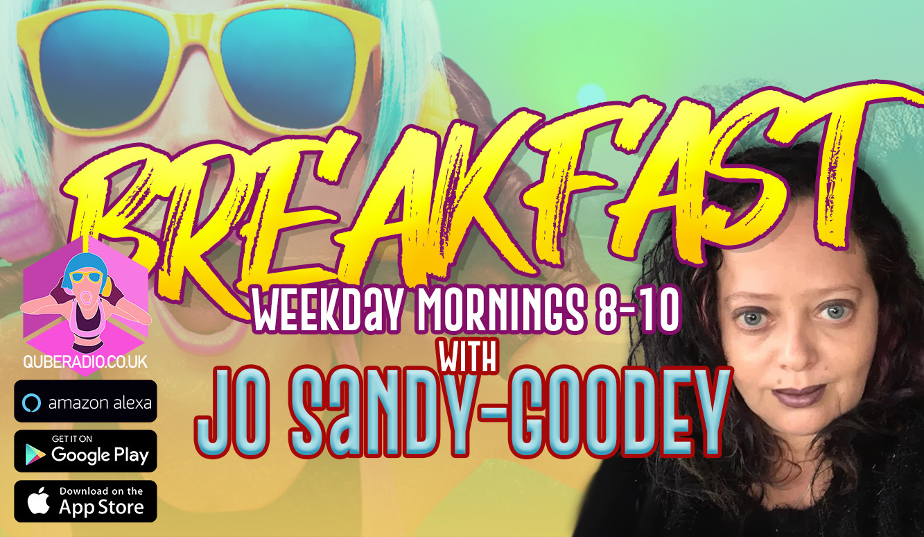 Wake up with Jo for weekday breakfast on Qube