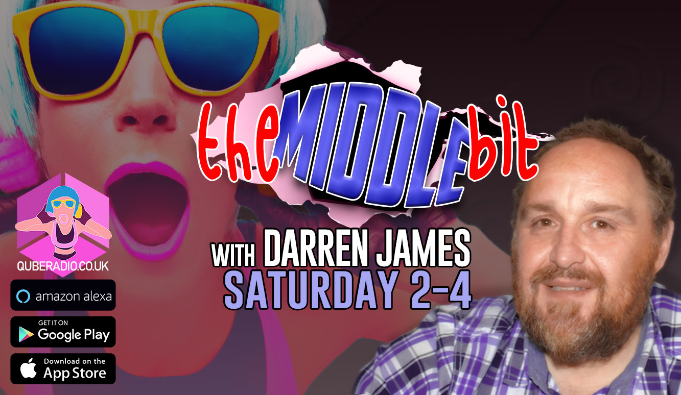Darren plays all sorts of music and chats about what keeps him awake at night!