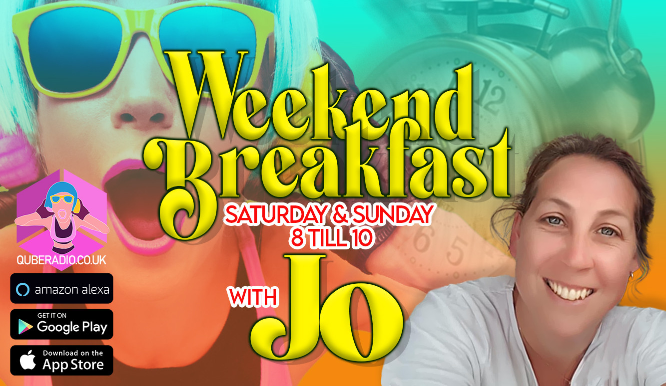 Wake up with Jo for weekend breakfast
