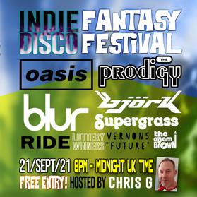 21/9/21 (Fantasy Fest)