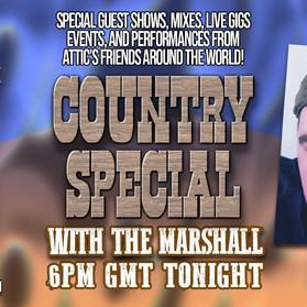 John Marshall Country Special 22/9/21