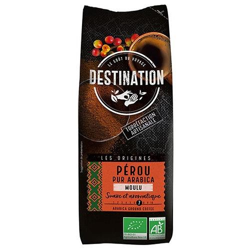 CAFE MOULU PEROU - 100% ARABICA - 250 Gr