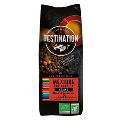 CAFE EN GRAIN MEXIQUE - 100% ARABICA - 1kg