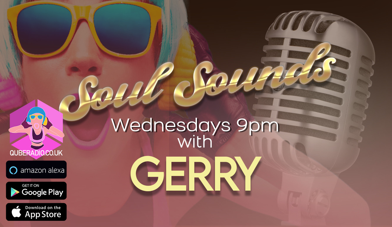 Smoother than a well-oiled snake in a velvet coat, Gerry also cranks it up with a fine selection of Nothern Soul