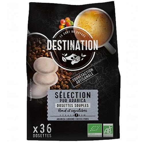 CAFE DOSETTE SOUPLE SELECTION - 100% ARABICA