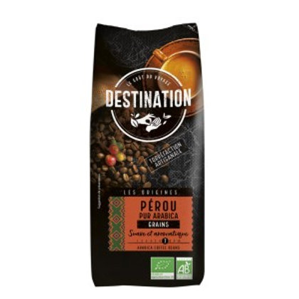 CAFE EN GRAIN PEROU - 100% ARABICA - 1kg