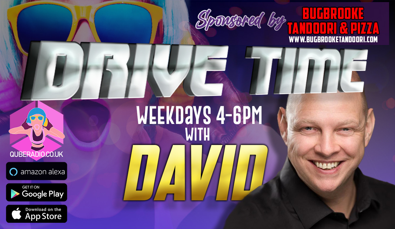 Dave's in the driving seat and bringing you home