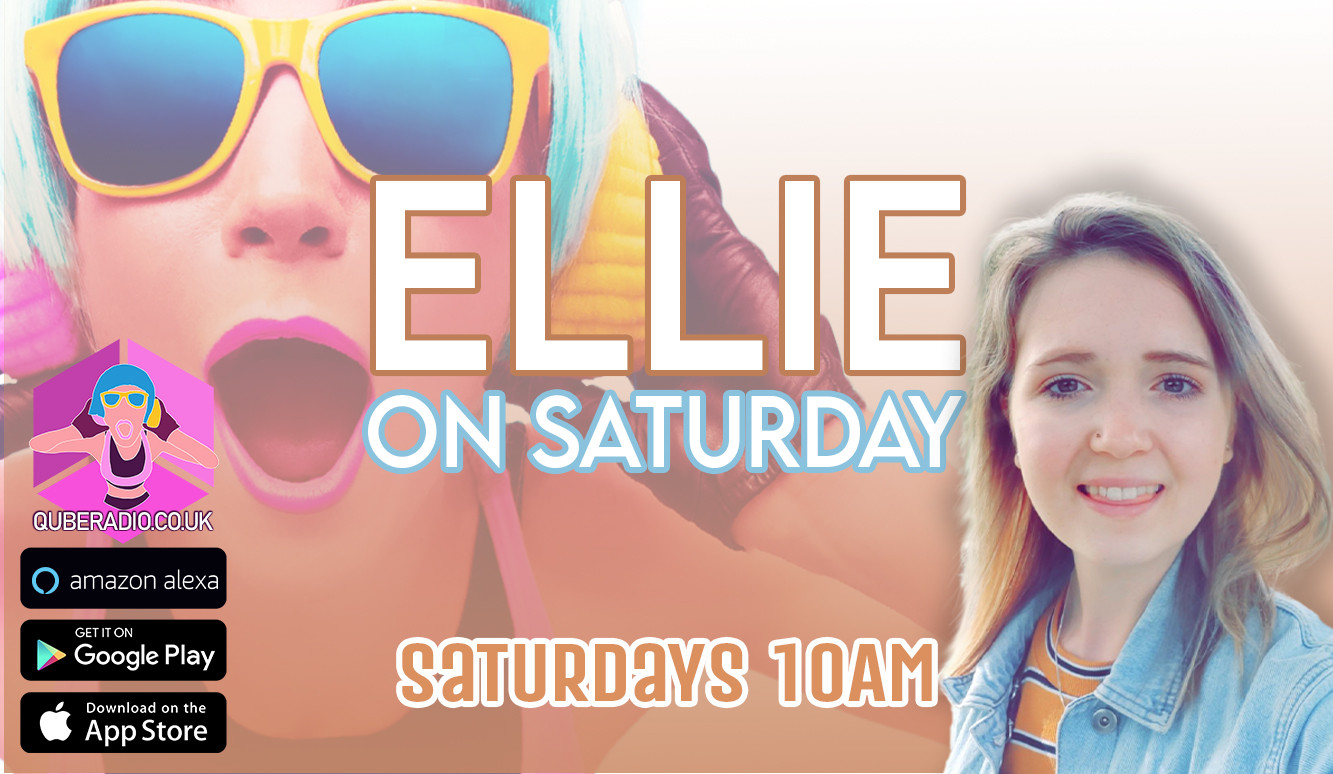 Saturday Morning with Ellie