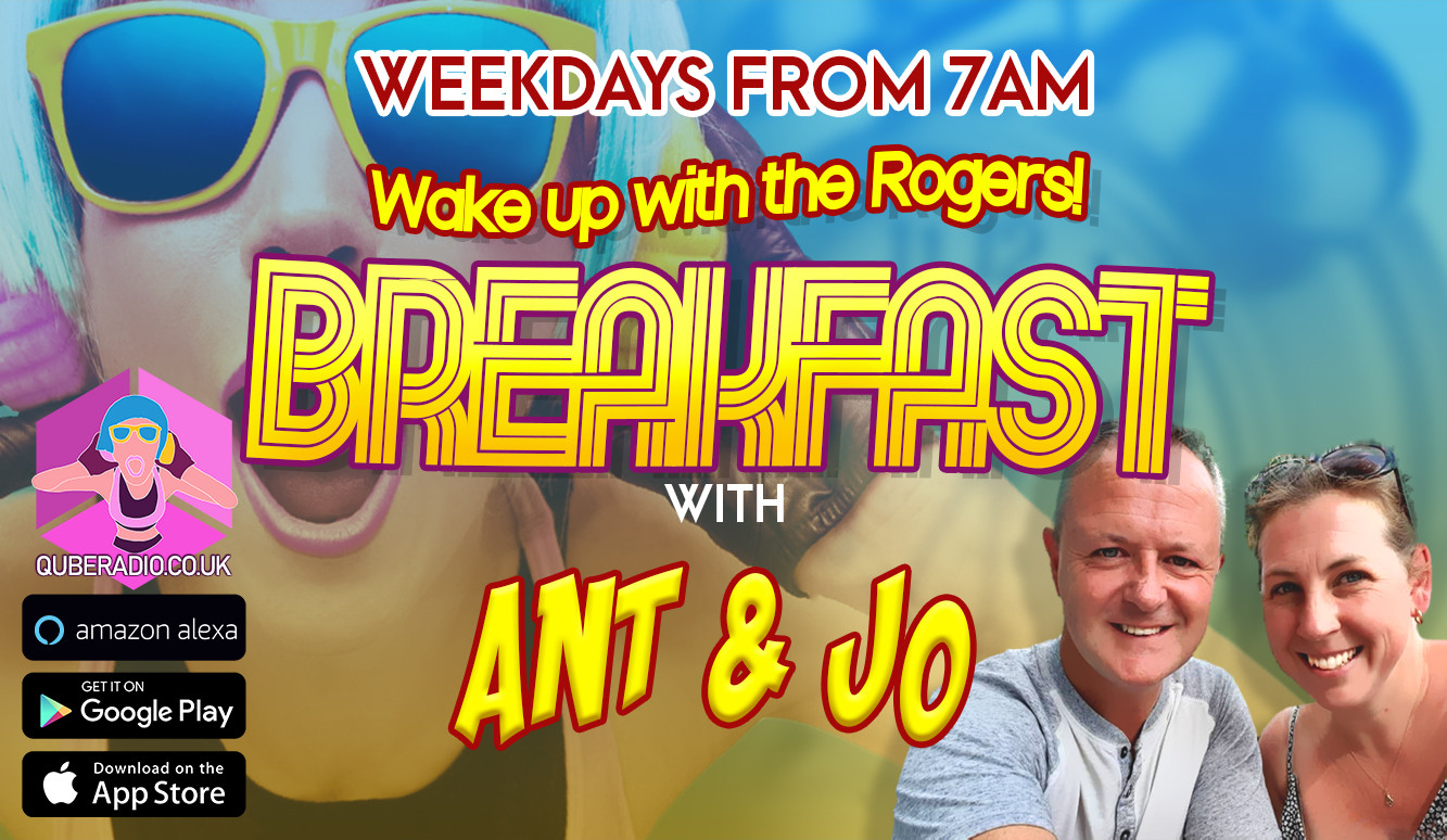 Breakfast with Ant & Jo