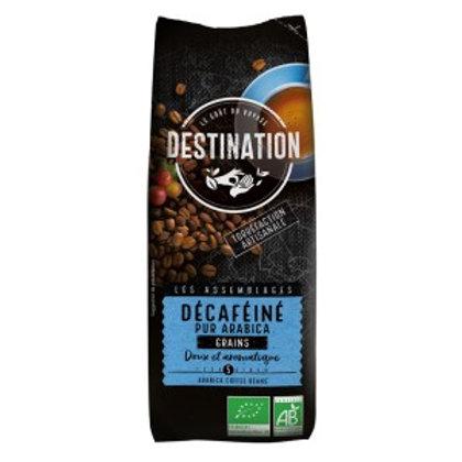 CAFE EN GRAIN DECAFEINE 250 GR