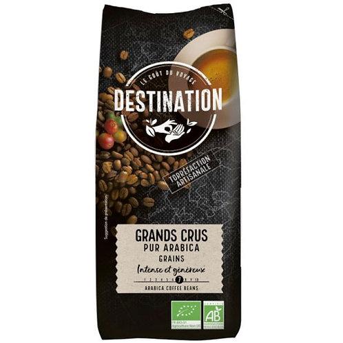CAFE EN GRAIN GRANDS CRUS - 100% PUR ARABICA - 1 Kg
