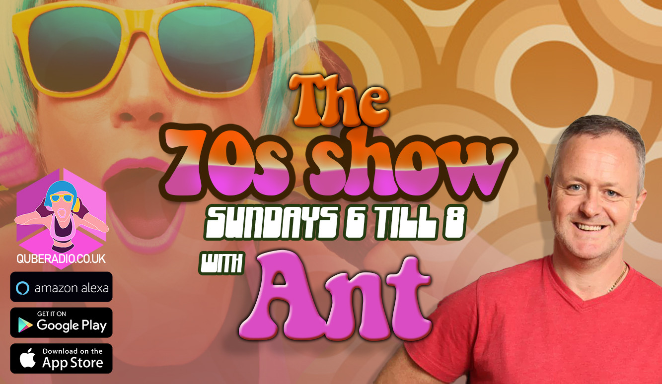 Ant puts on his flares and huge collars for a strut down 70s street