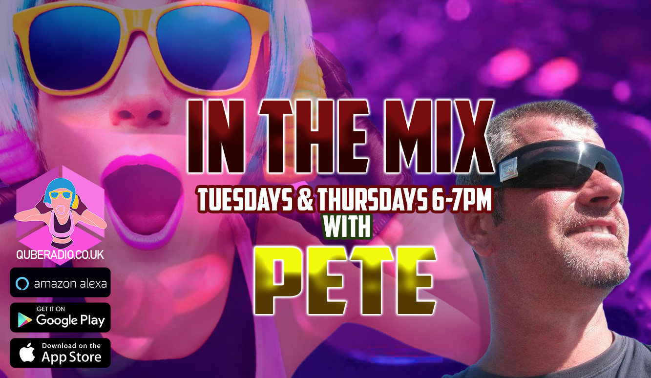 Pete's in the mix with a non-stop selection of fine tunes