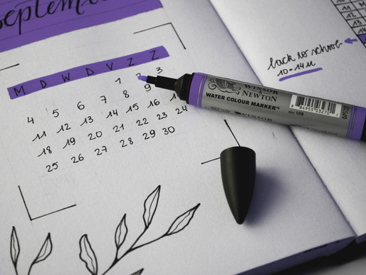 5 Top Tips for Creating Your Next Monthly Content Calendar