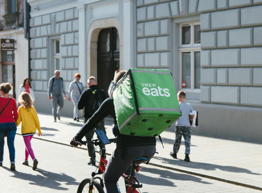 How to Get More Deliveroo, UberEats and JustEat orders from your Social Media Pages.
