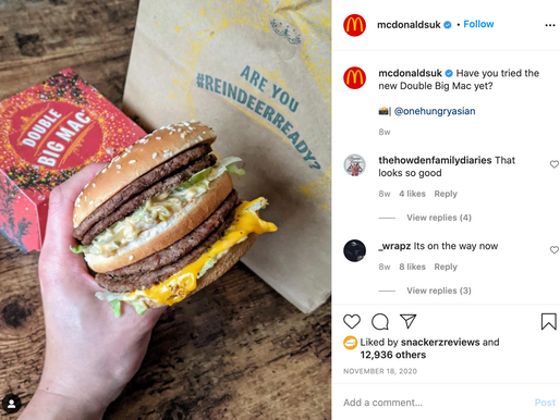 5 Fast Ways to Increase JustEat, Deliveroo and Ubereats Orders Using Social Media During Lockdown