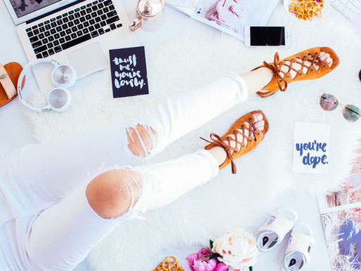 How UK Fashion Brands Can Benefit From Social Media.