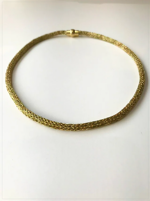 Green Gold Rope