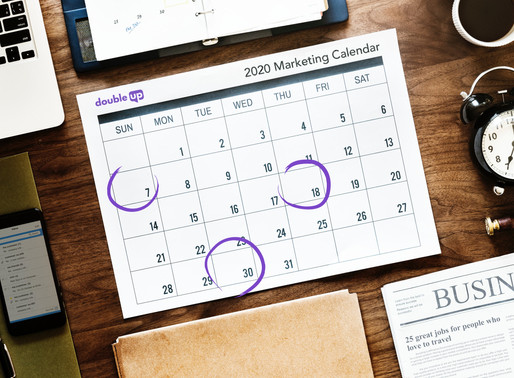 2020 UK Marketing Calendar & Key Retail Dates.