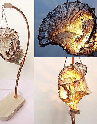 Chrysalis Lamp