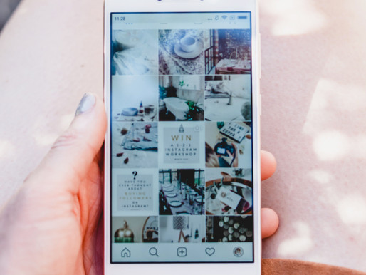 Why Your Instagram Profile is Just as Important as Your Website & How to Get The Most Out Of It.