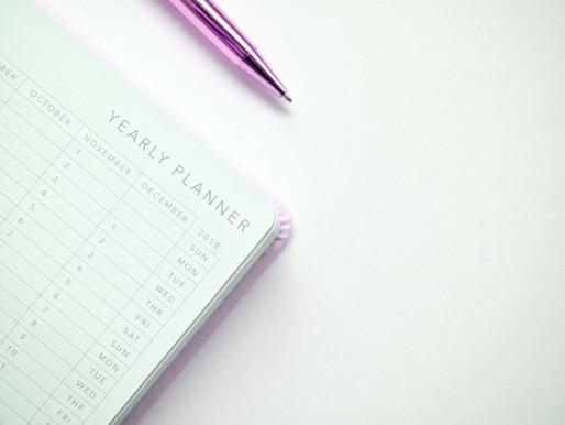 2019 UK Marketing Calendar & Key Retail Dates