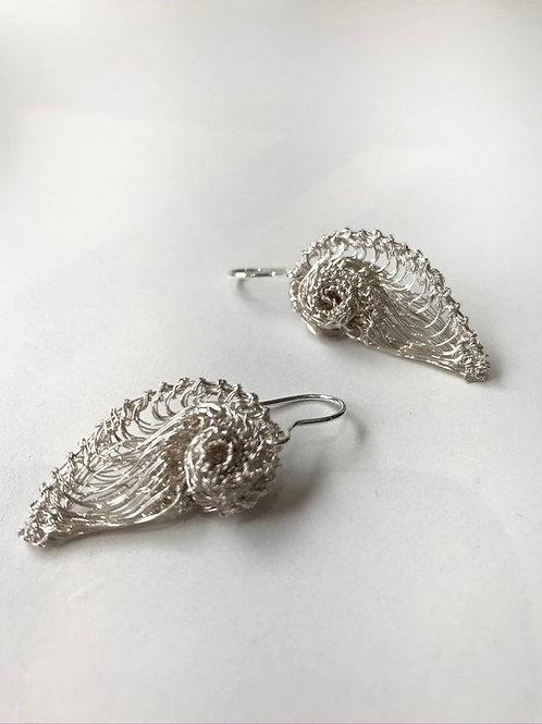 Silver Tone Earrings
