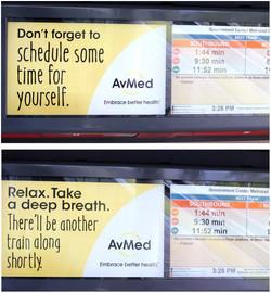 Digital Train Schedule