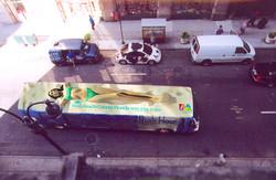 New York City Bus Top