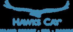 HAWKSCAY logo_Blue4c