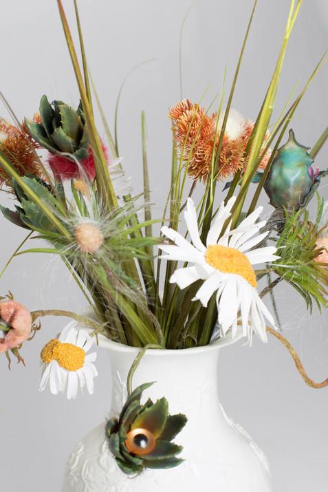 Genetic Bloom (détail)