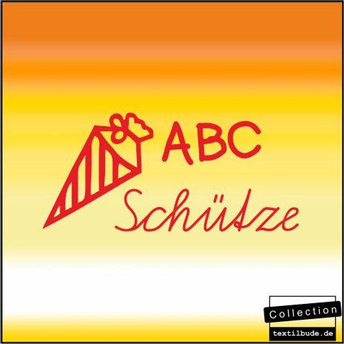 """Schulanfänger - Motiv """"ABC-Schütze"""""""