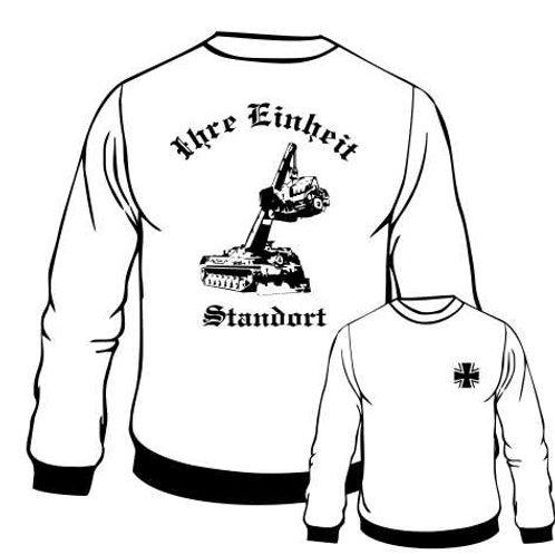 Sweatshirt beidseitig bedruckt, Motiv: BW_008
