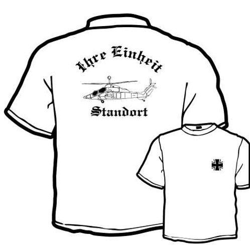 T Shirt Atmungsaktiv beidseitig bedruckt, Motiv: BW_022