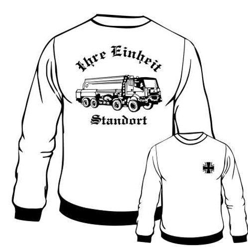 Sweatshirt beidseitig bedruckt, Motiv: BW_035