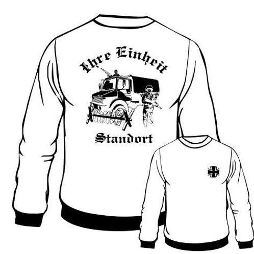 Sweatshirt beidseitig bedruckt, Motiv: BW_053