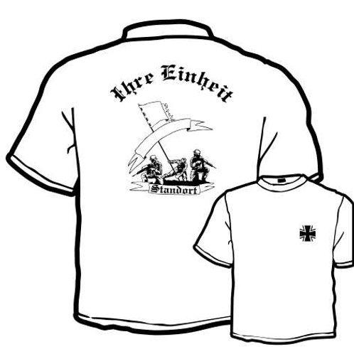 T Shirt Atmungsaktiv beidseitig bedruckt, Motiv: BW_069
