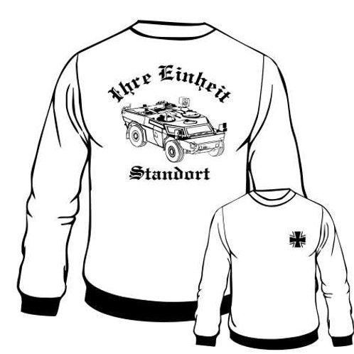 Sweatshirt beidseitig bedruckt, Motiv: BW_033