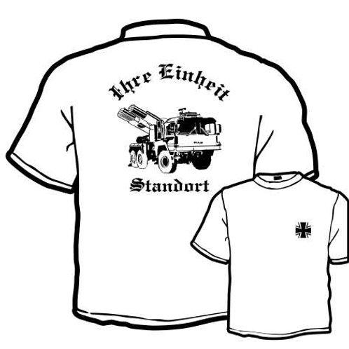 T Shirt beidseitig bedruckt, Motiv: BW_058