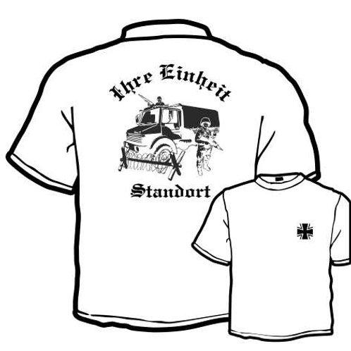 T Shirt beidseitig bedruckt, Motiv: BW_053